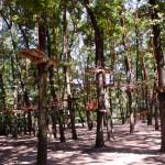 Коколандия е най-големия въжен парк, в който сме ходили!