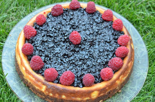 Blueberry_cheesecake